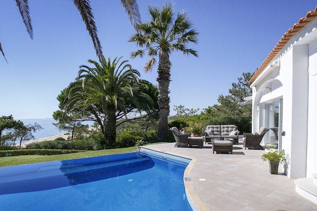 Villa rentals in Vale do Lobo