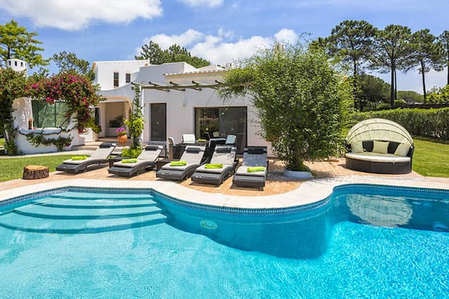 Villa rentals in Quinta do Lago