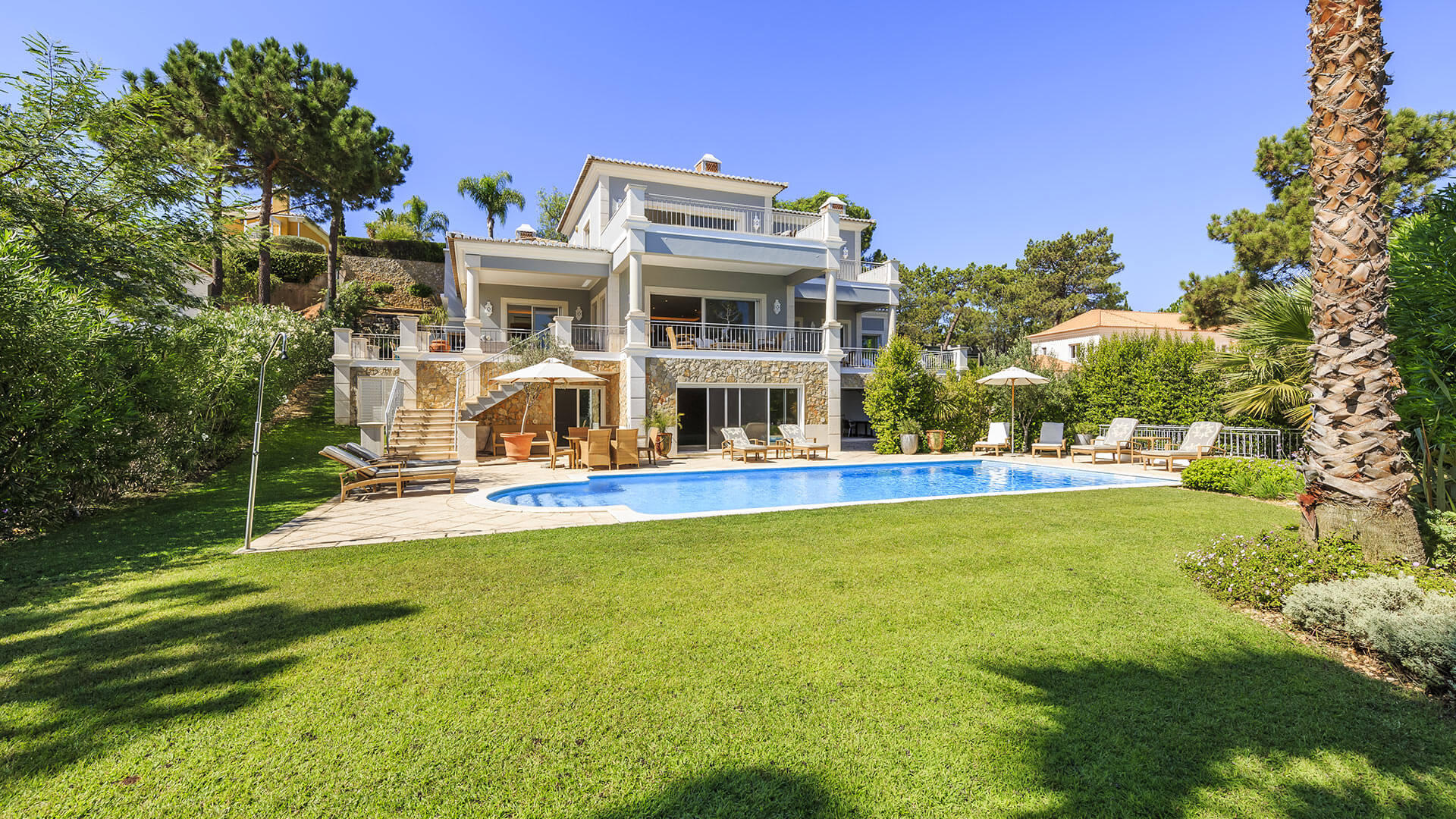 Villa Villa Cyclamen, Rental in Algarve