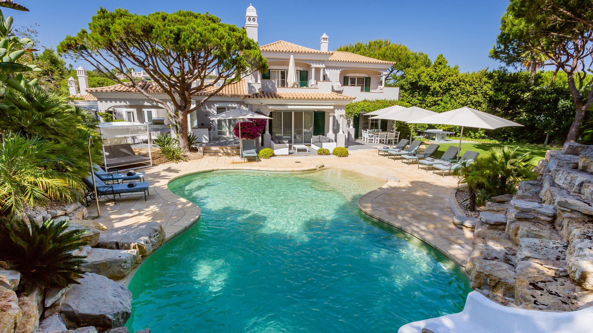 Villa Villa Kyanite, Rental in Algarve