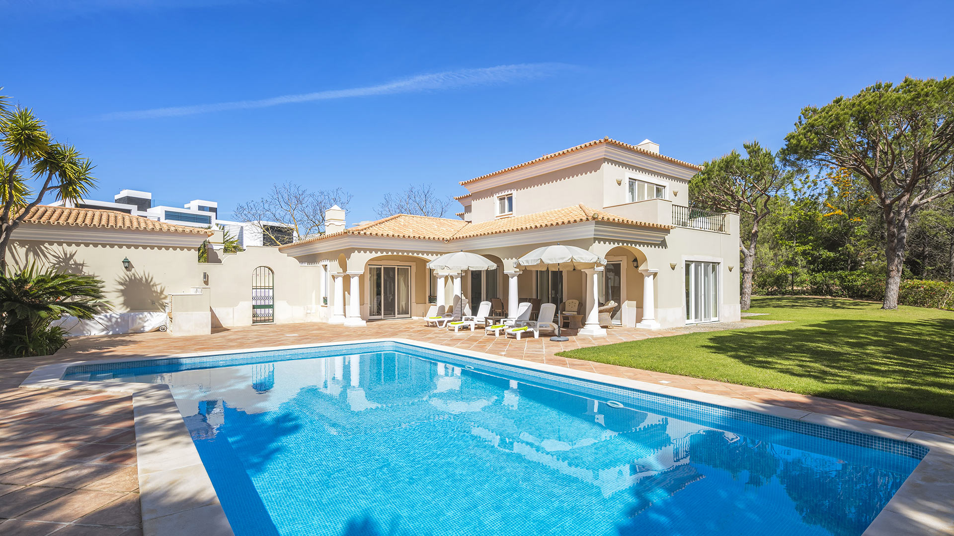 Villa Villa Peach, Rental in Algarve