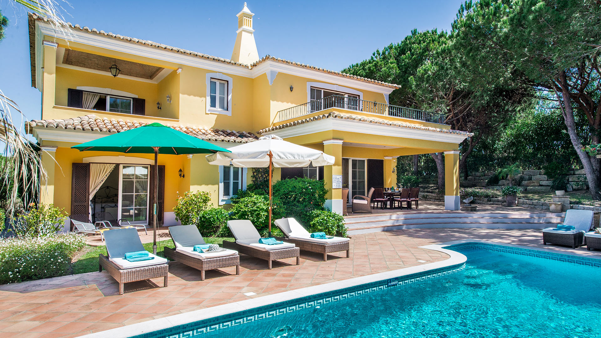 Villa Villa Piaz, Rental in Algarve