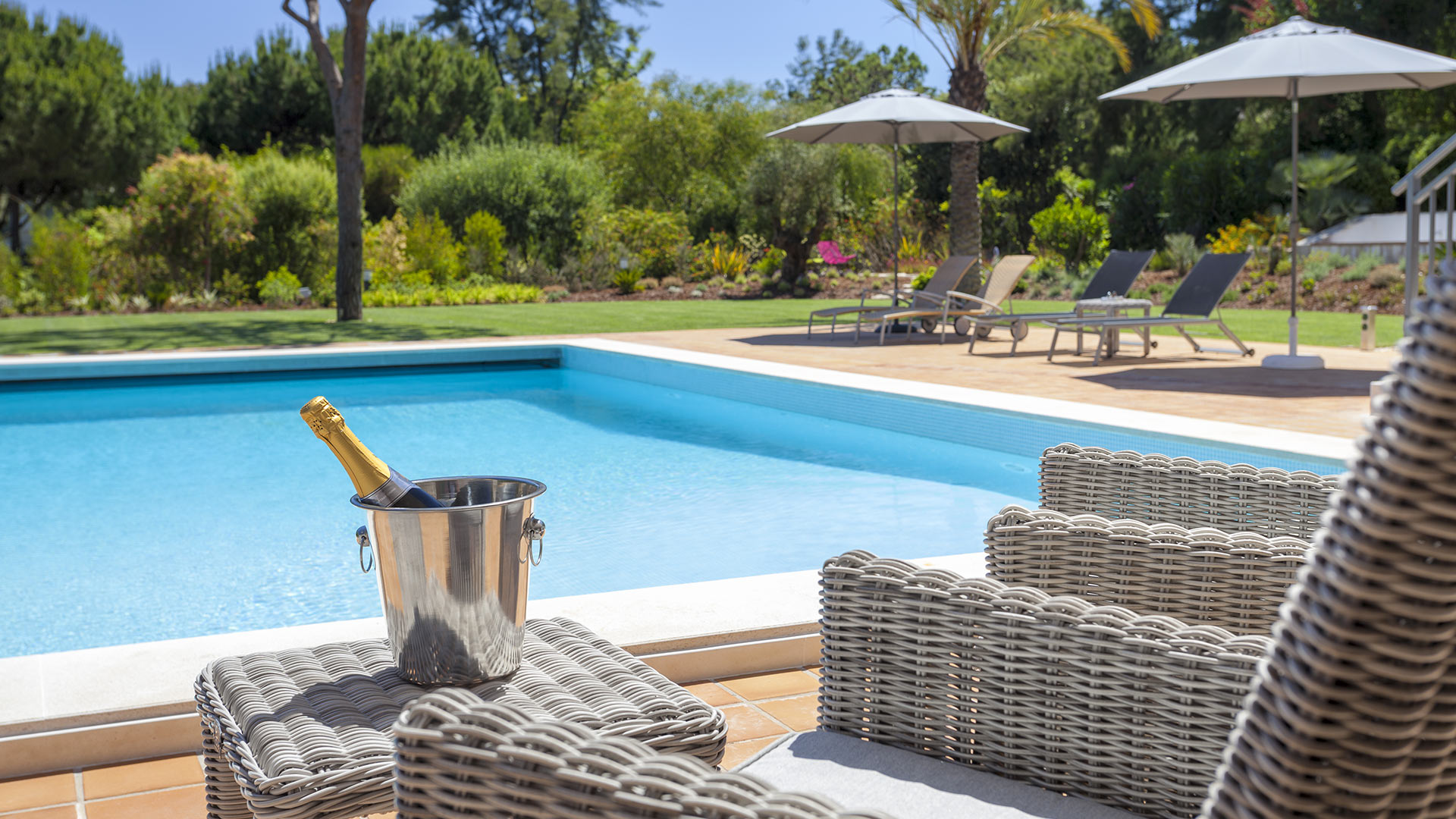 Villa Villa Giardina, Rental in Algarve