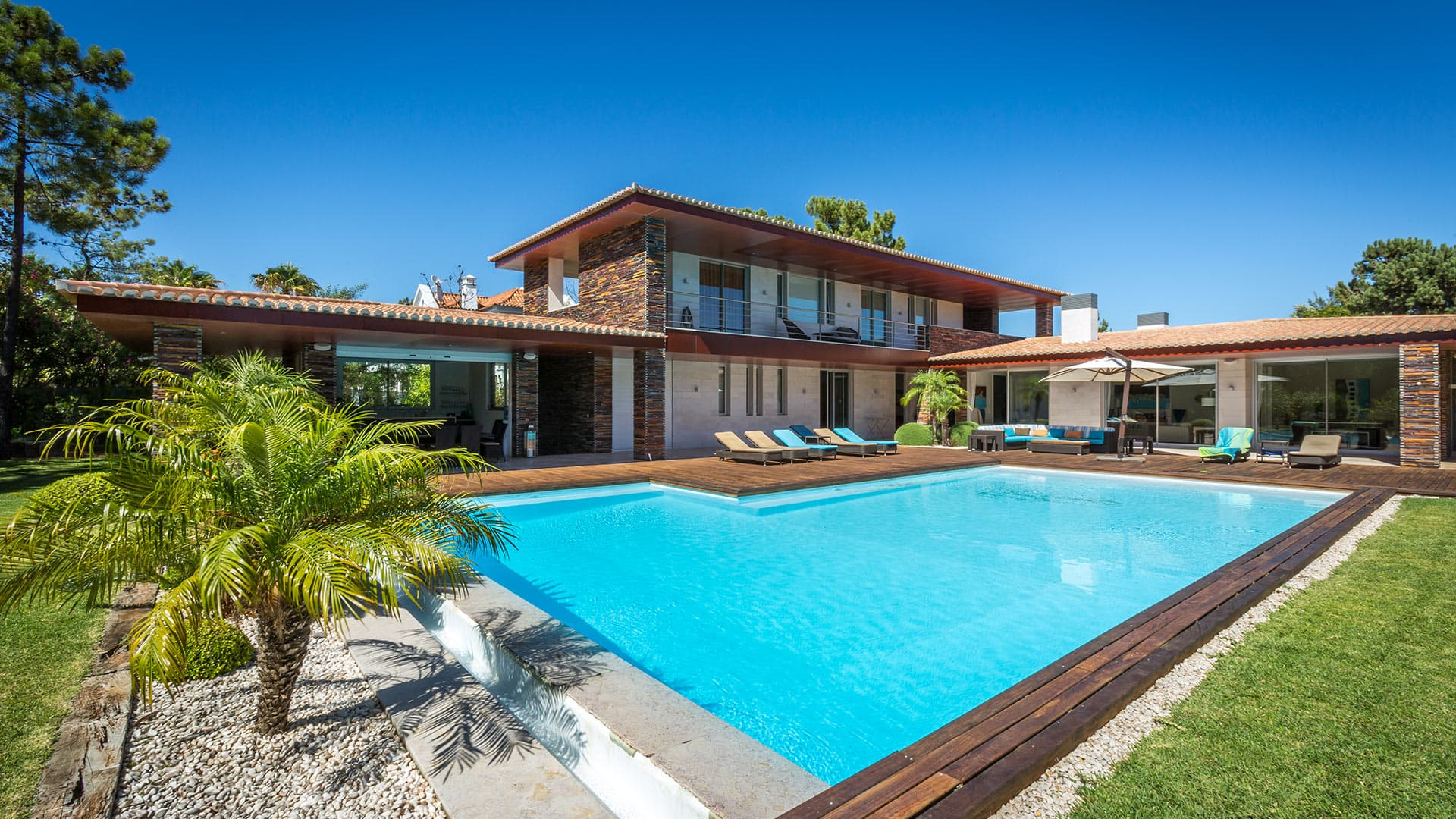 Villa Villa Atlantico, Rental in Algarve