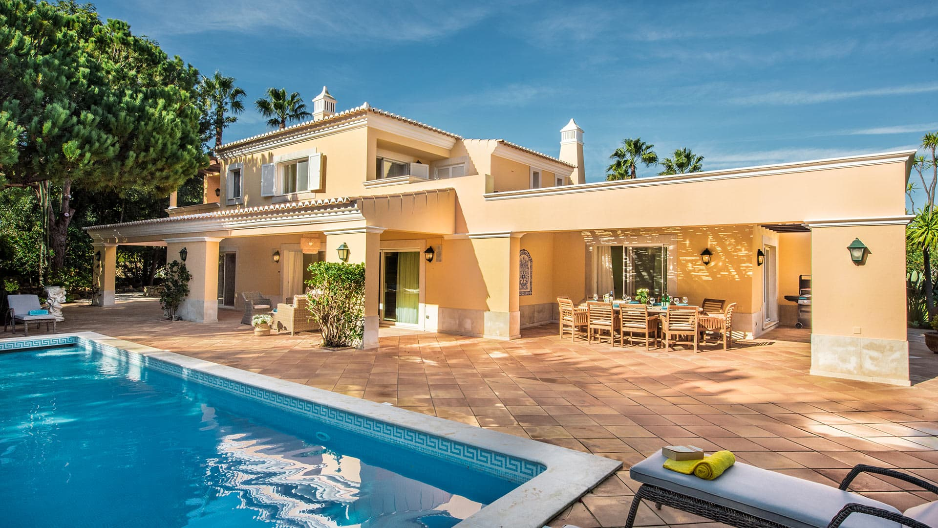 Villa Villa Paci, Rental in Algarve